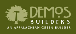 Demos Builders - An Appalachian Green Builder